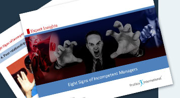 Eight Signs of Incompetent Managers