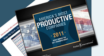 Americas Most Productive Companies