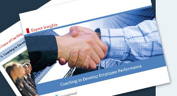 Coaching to Develop Employee Performance