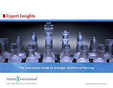 The Executive's Guide to Strategic Workforce Planning